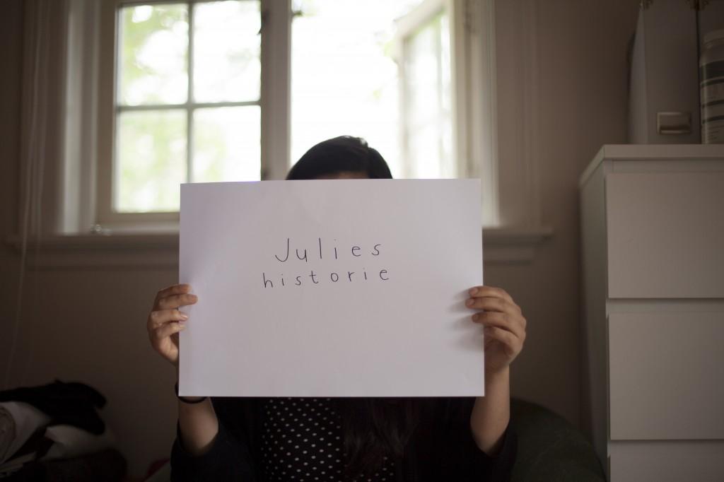 julies historie